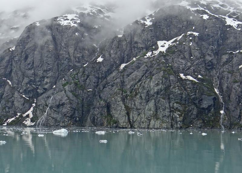 Glacier Bay close to Margerie Glacier