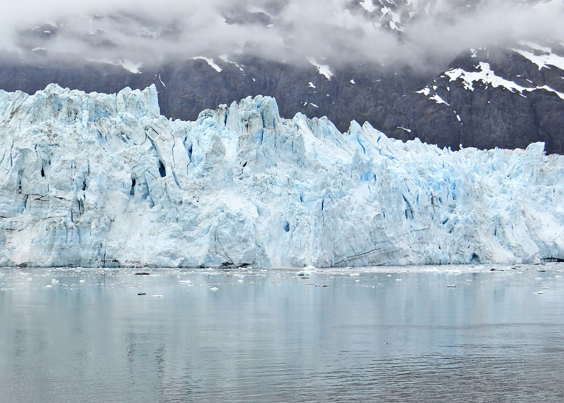 """Glacier Bay - Margerie Glacier.  This is the picture we used for the cover of Mike's book, """"Blue Ice"""".  If you want to learn more about his book, here is a link to it:  <a href=""""http://jmichaelherron.net/blue-ice/"""">http://jmichaelherron.net/blue-ice/</a>"""