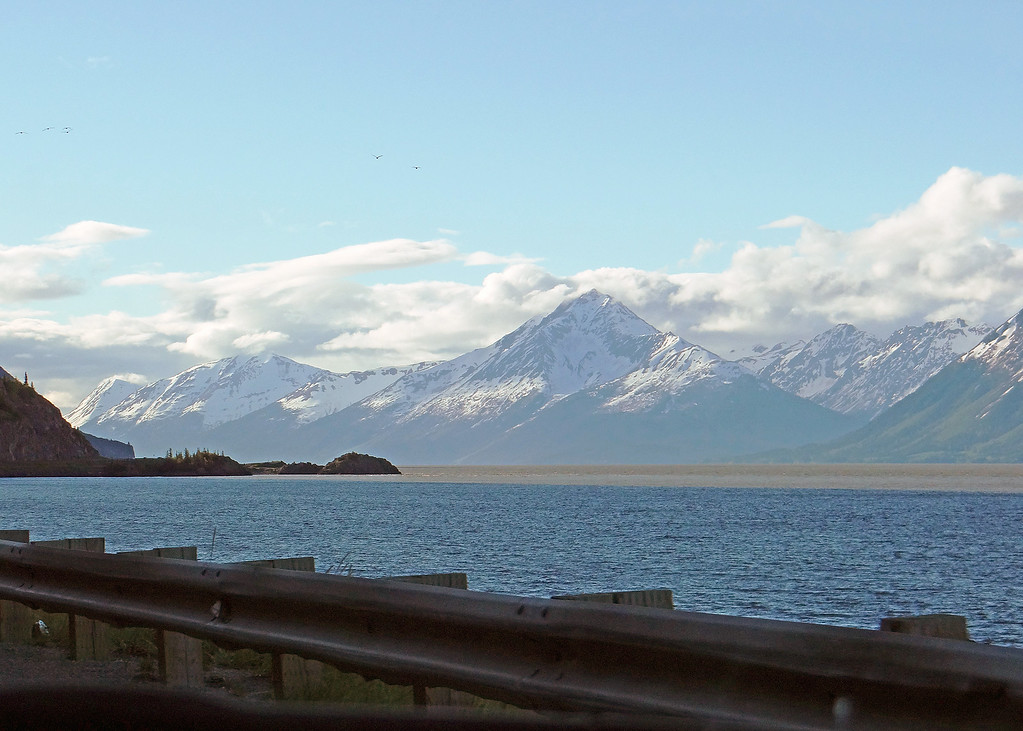 Along Turnagain Arm