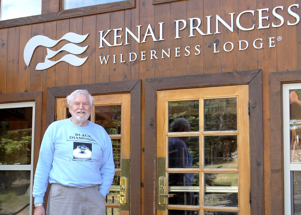 Mike at Kenai Princess Lodge