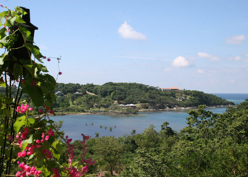 View of a beautiful bay from Marble Hill Farms