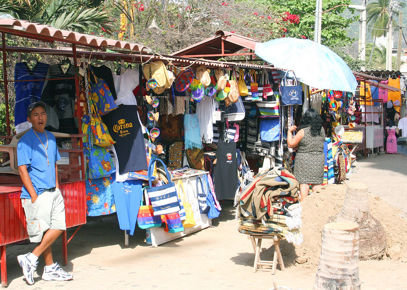 Marketplace in Old Town