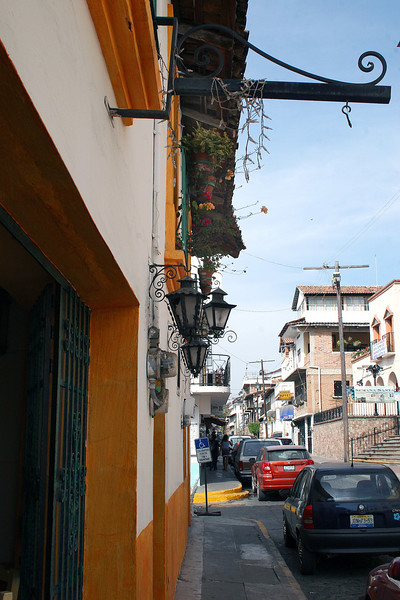 Street around Cathedral