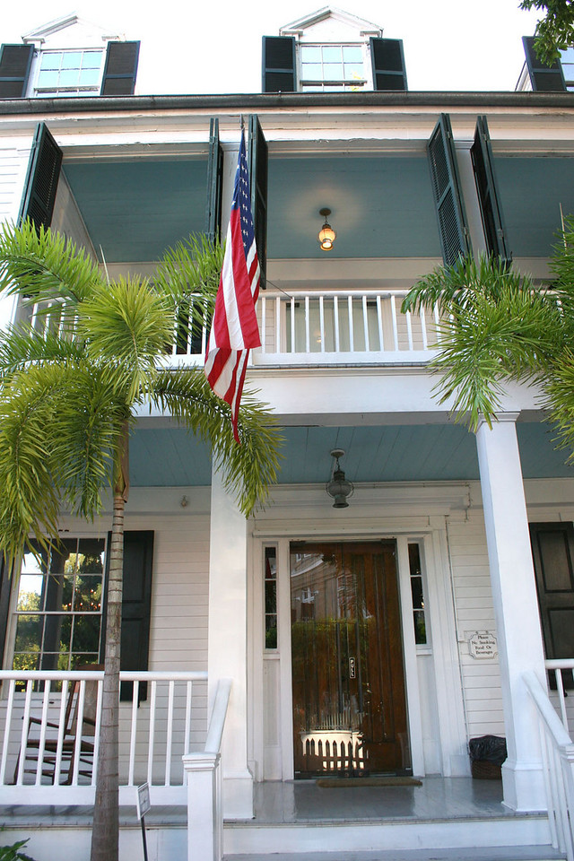 The Audubon House in Key West