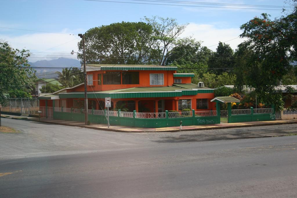 Buildings in Esparaza