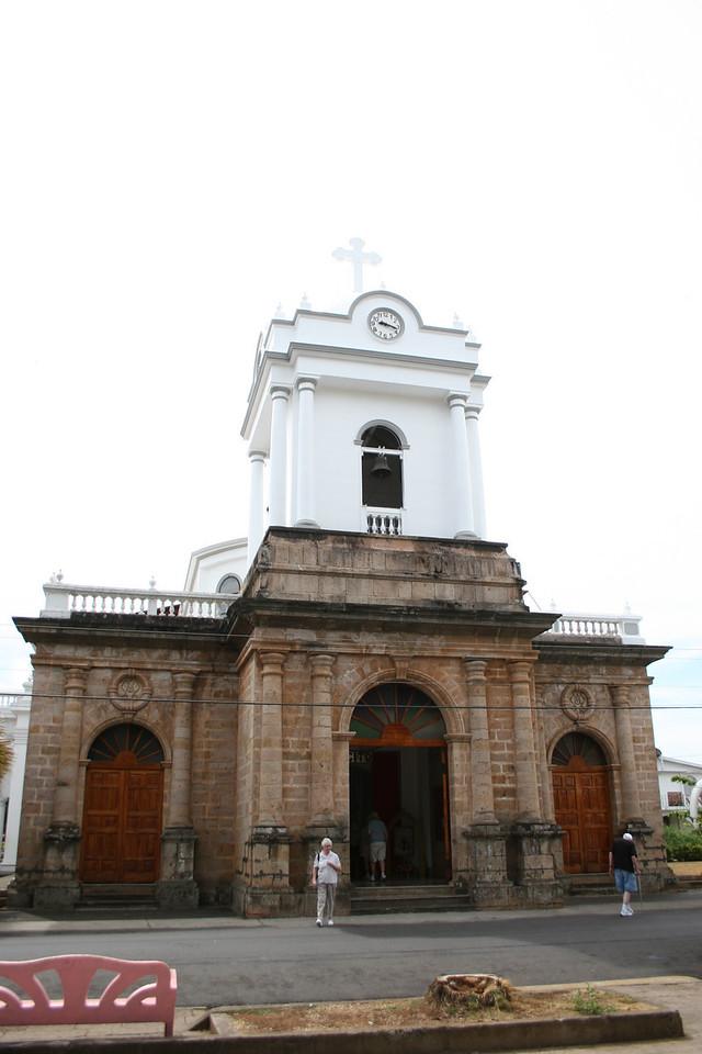 Espíritu Santo de Esparaza, church in Esparaza