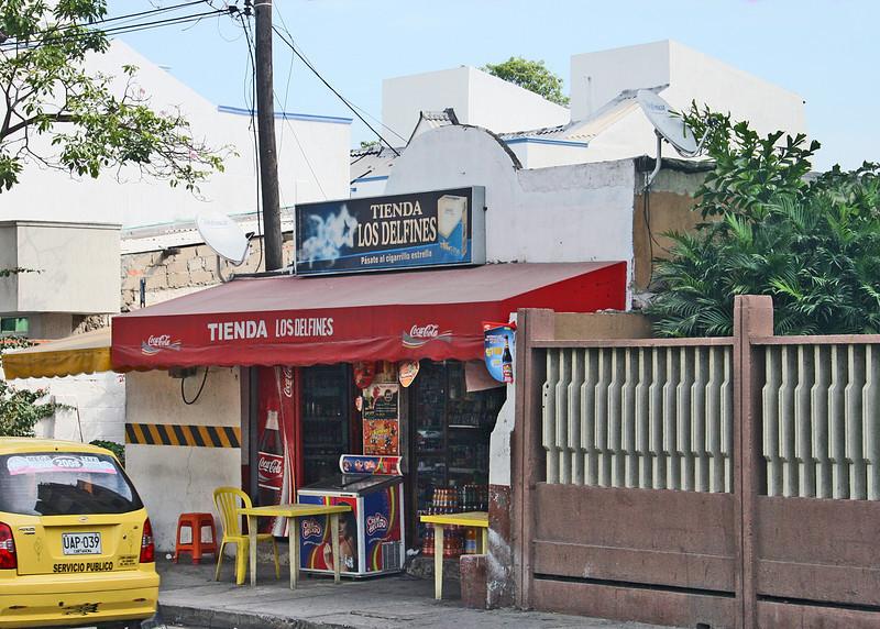A shop along the way