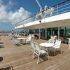 Aft open deck area