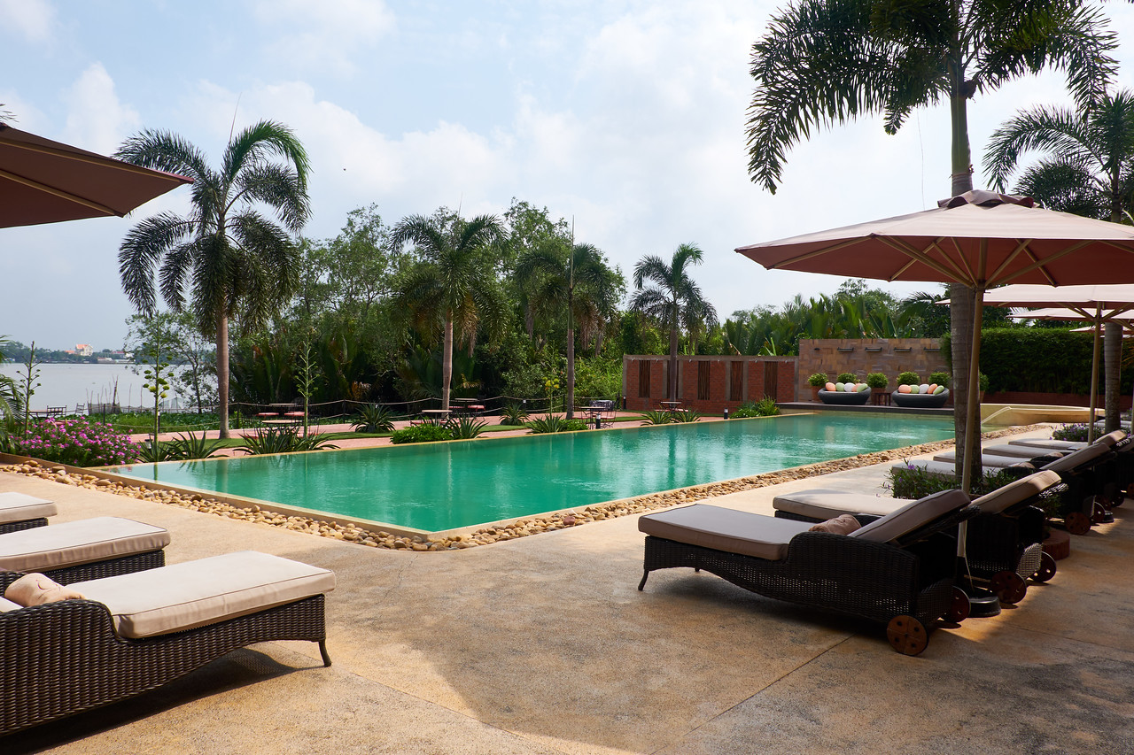 The Island Lodge is the owned and operated by a French couple, Francoise and Michel, who wanted to share their passion for Vietnam and the Mekong Delta.