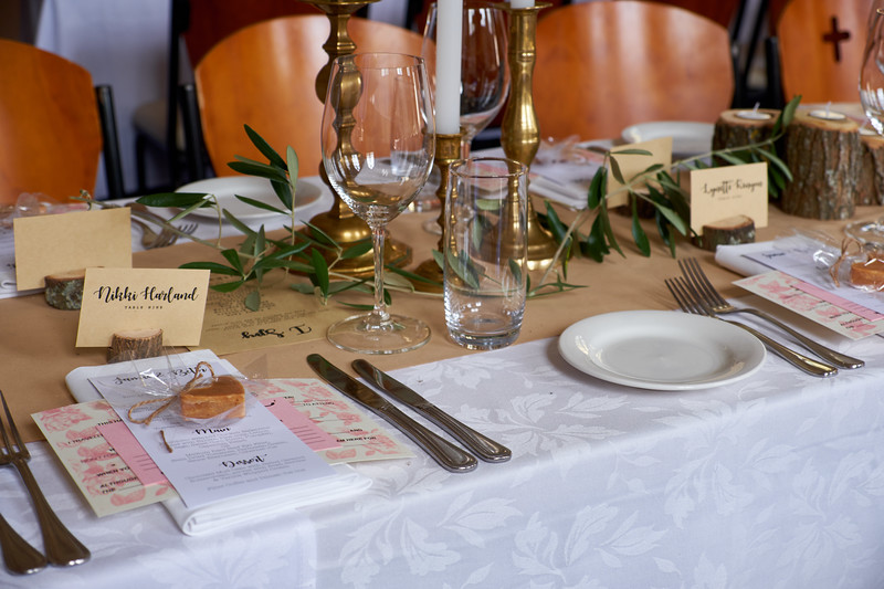 Place settings...