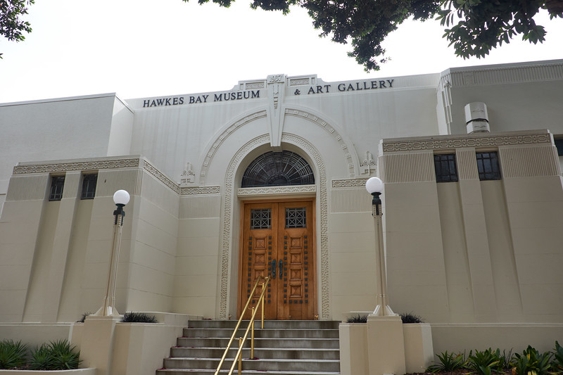 Hawkes Bay Museum and Art Gallery.