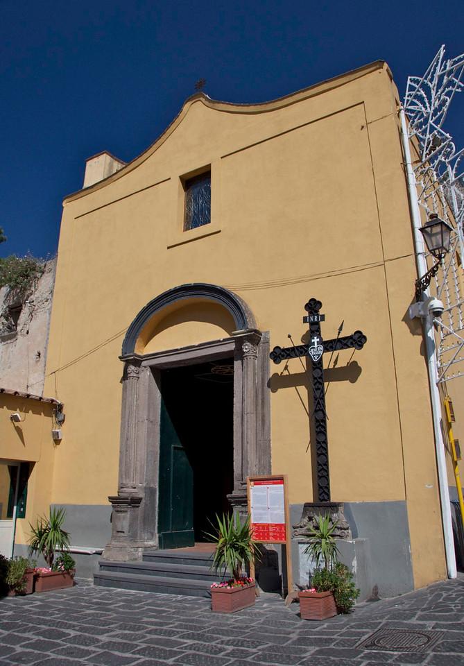 Parrocchia Santa Maria Assunta Di Positano