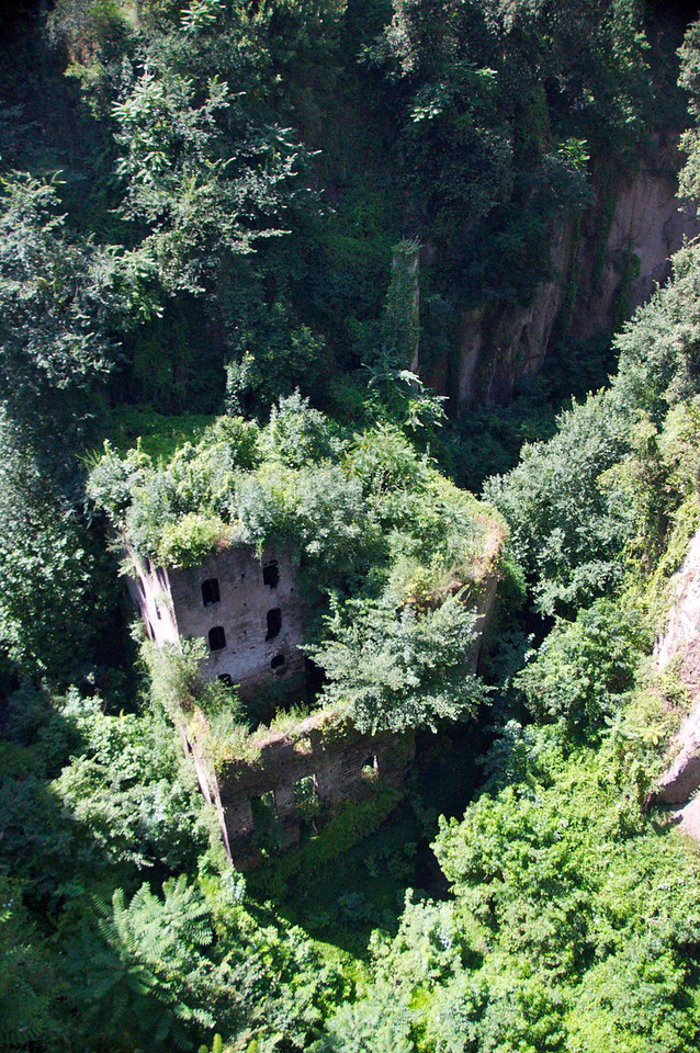 Old Mill House on In Sorrento    Once Powered by A River That is Now A Stream