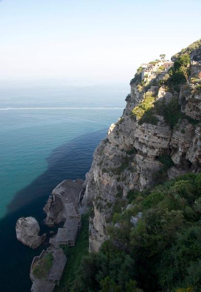 Amalfi Coast form Lookout Point