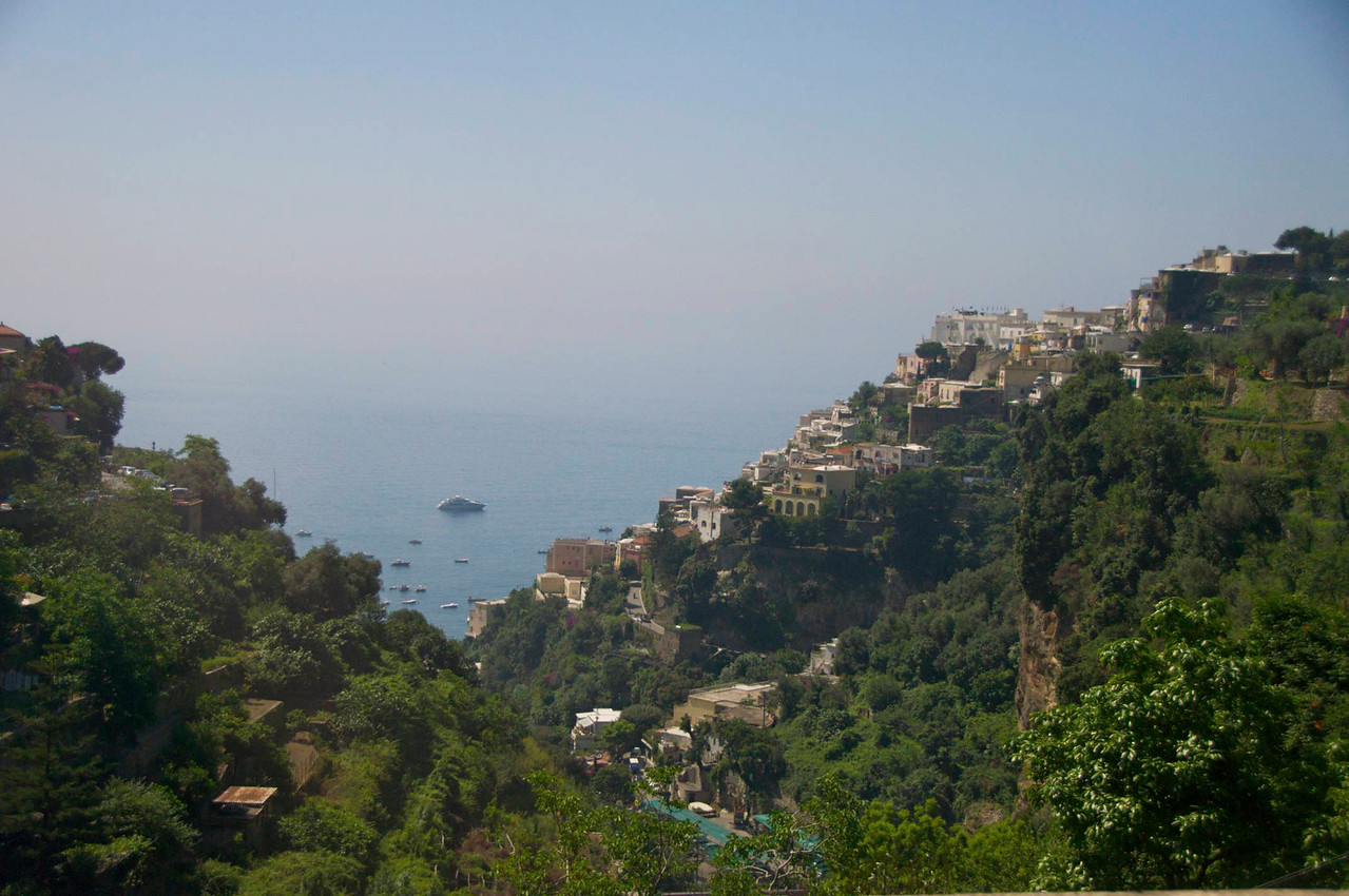 Another View from Streets of Positano