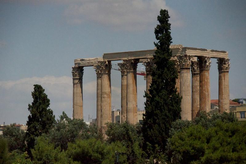 Perfect Example of Corinthian Columns