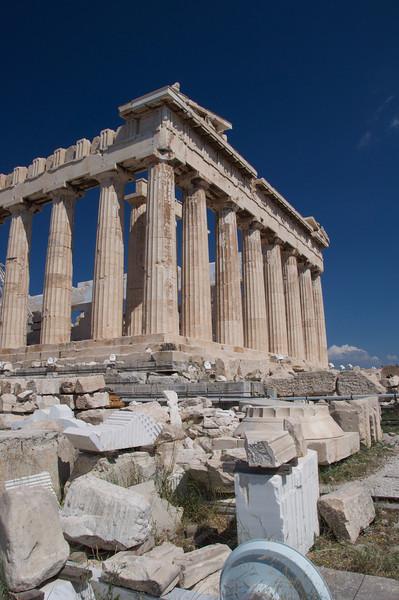 Parthenon, Different View