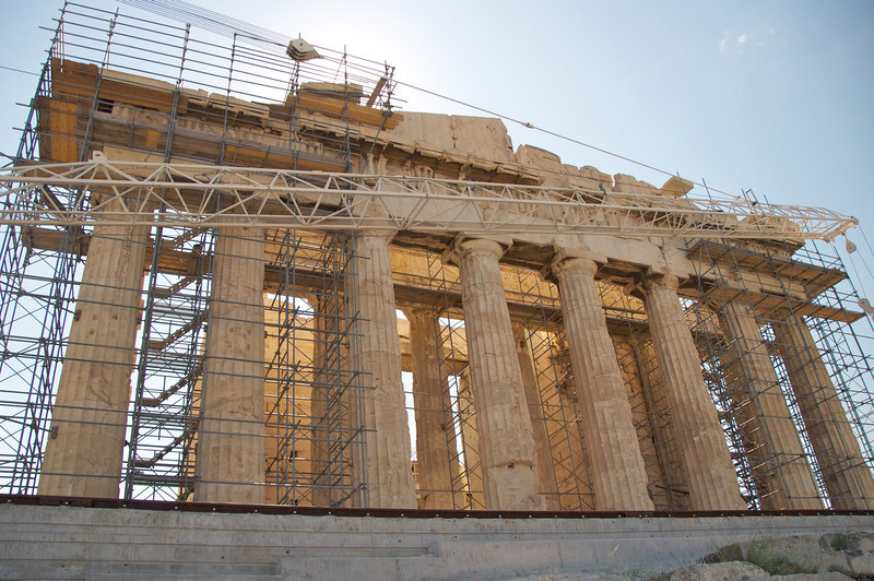 First Look At Parthenon