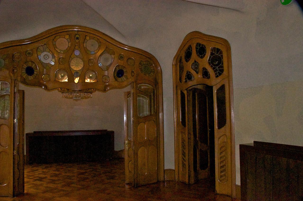 Incredible Wooden Doorways Throughout
