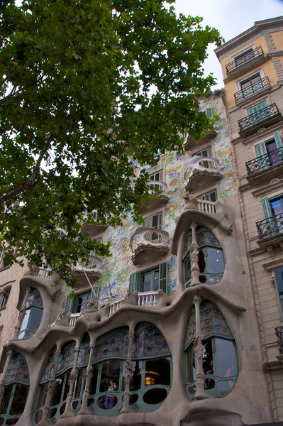 Casa Batllo Closer Look