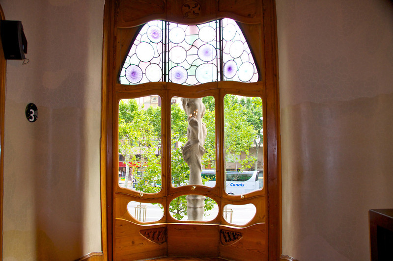 Typical Outside Window