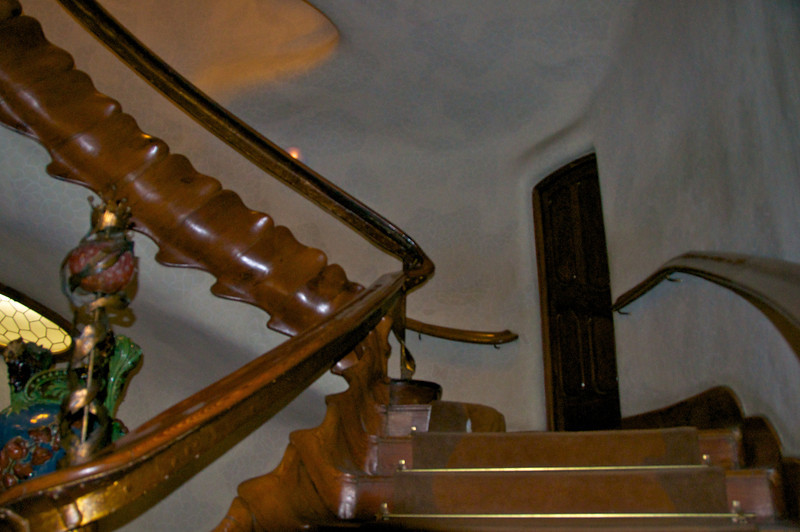 Main Foyer Staircase