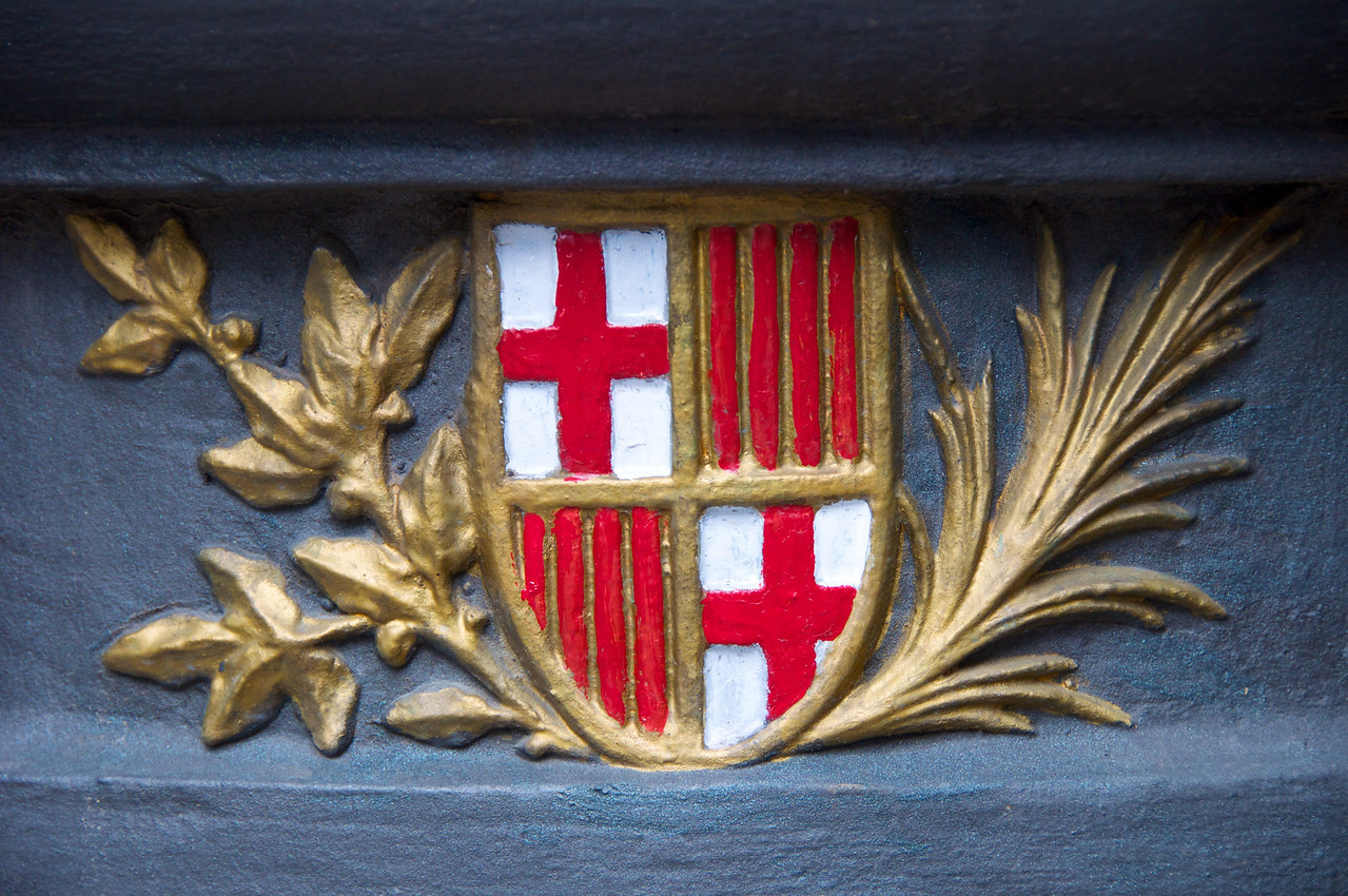 Catalunya Crest