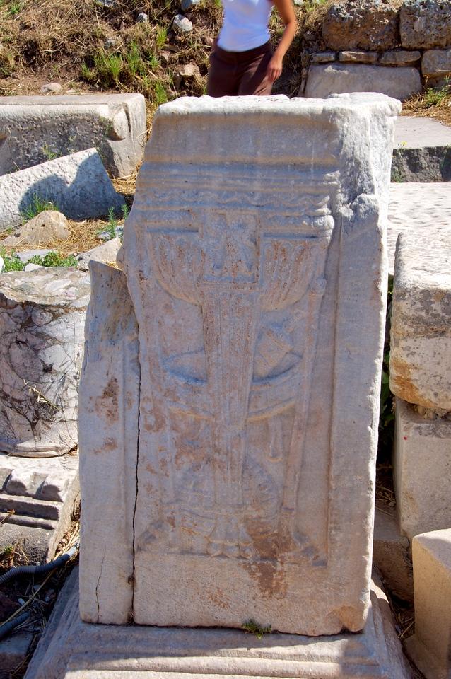 Greek Symbol of Pharmacy