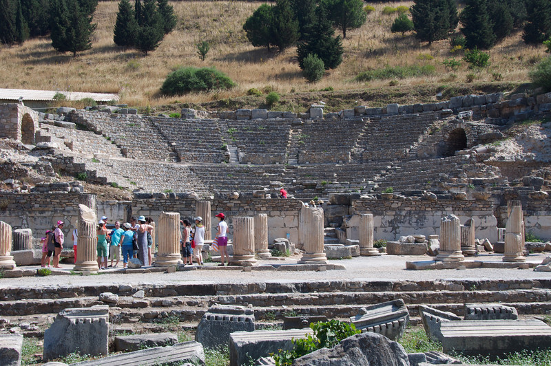 Small Theatre    Known as Odium and Used for Music   Seated 1,400