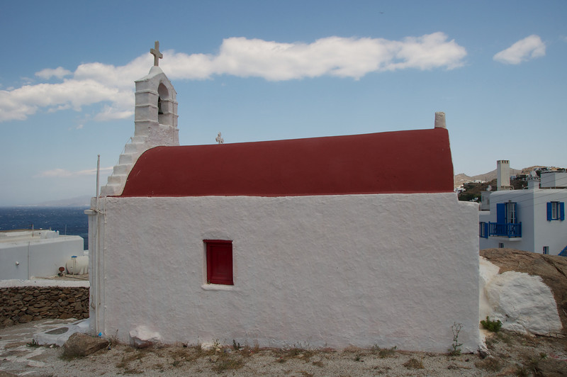 Church by The Windmill