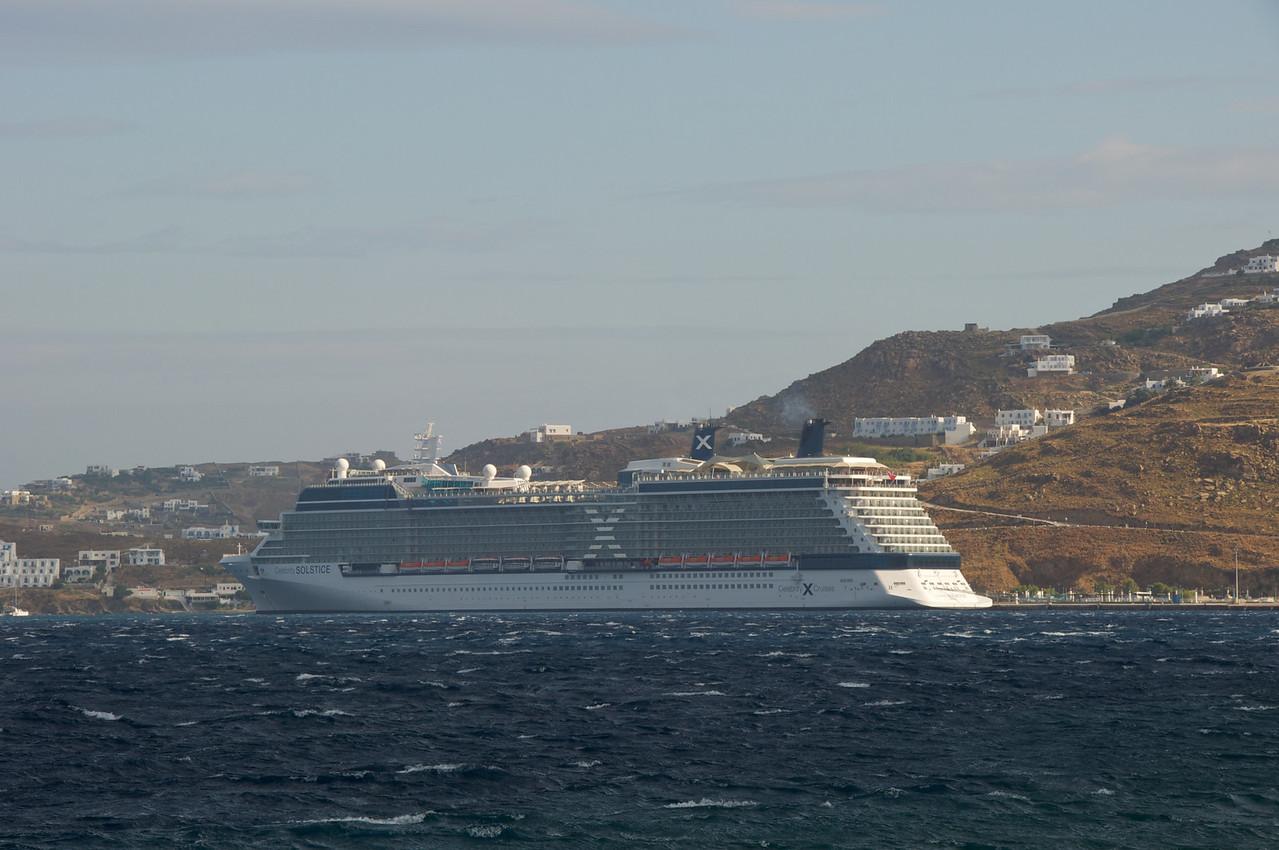 Ship fron Port