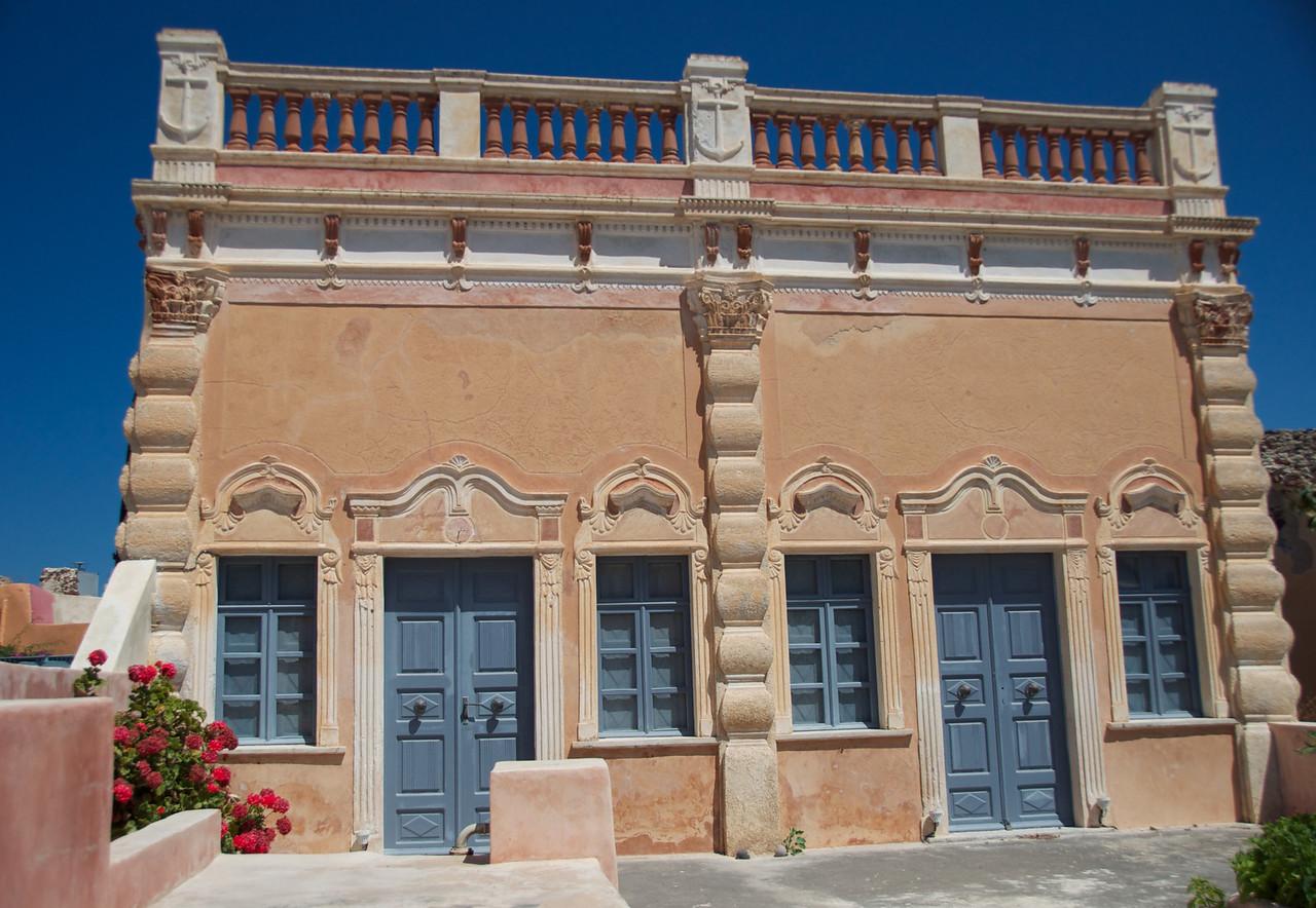 Typical Original House