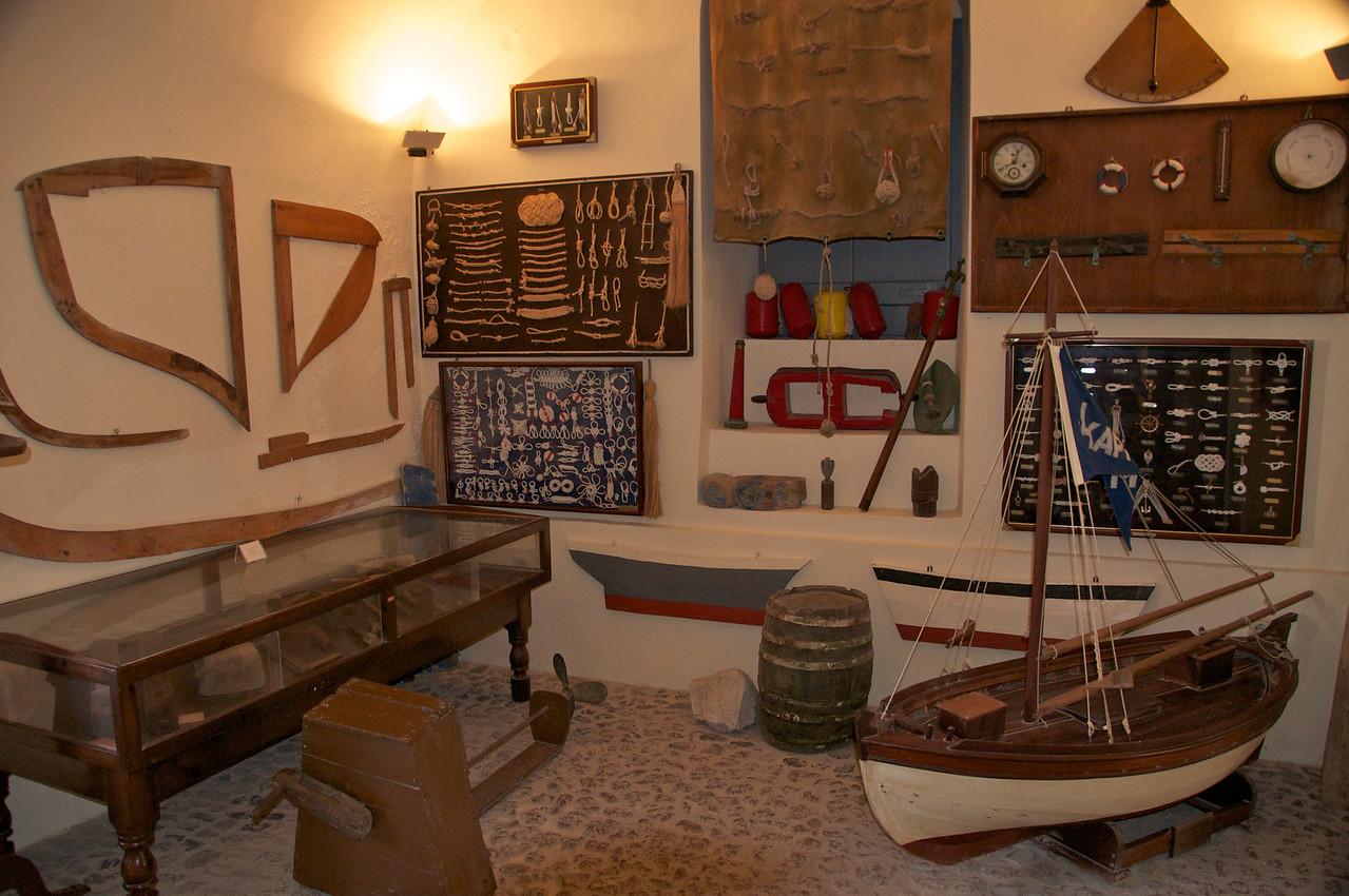 More of Naval Museum Exhibit