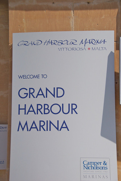 Grand Harbor located in Vittoriosa
