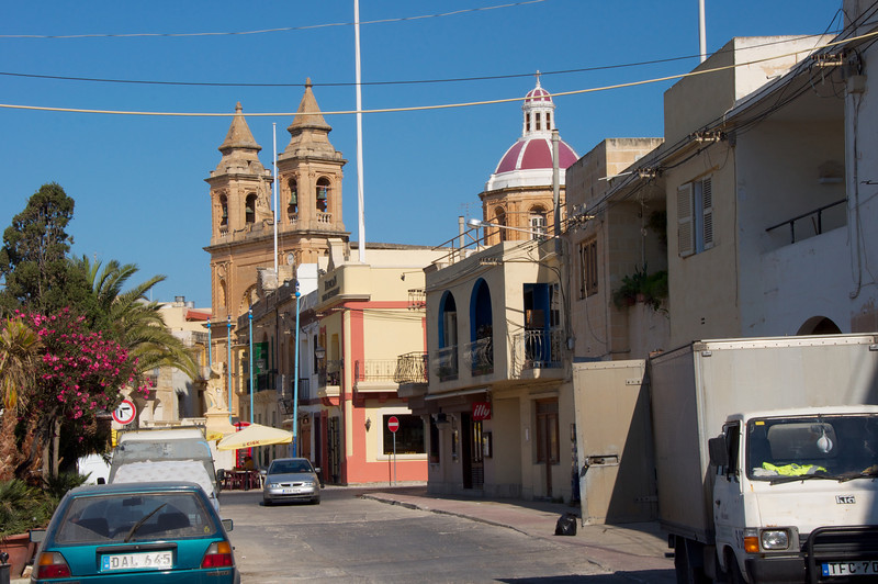 Streets of Marsaxlokk
