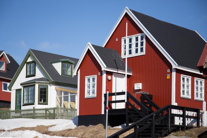 Nuuk house