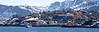Arriving Sisimiut, Greenland, pop. 5600
