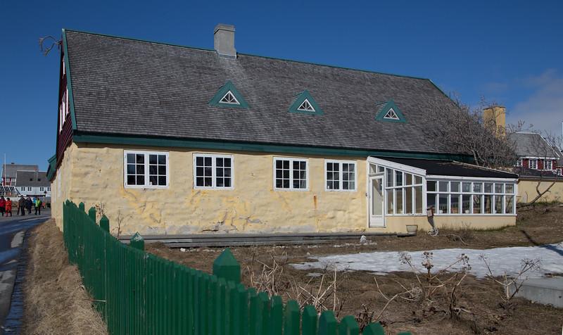 Nuuk architecture