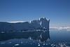 Ilulissat glacier and icebergs
