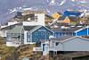 Qaqortoq Hotel and architecture