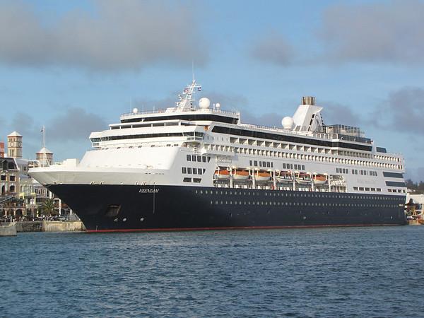 Veendam - Oct 2010 - NY to Bermuda