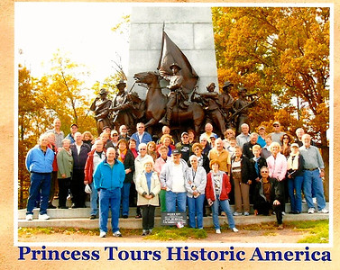 Historic America Princess Cruise-Tour