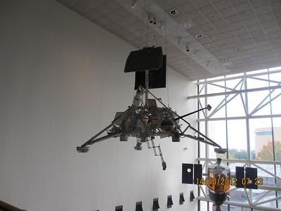 Surveyor Moon Lander