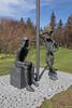 Rekjavik sculpture