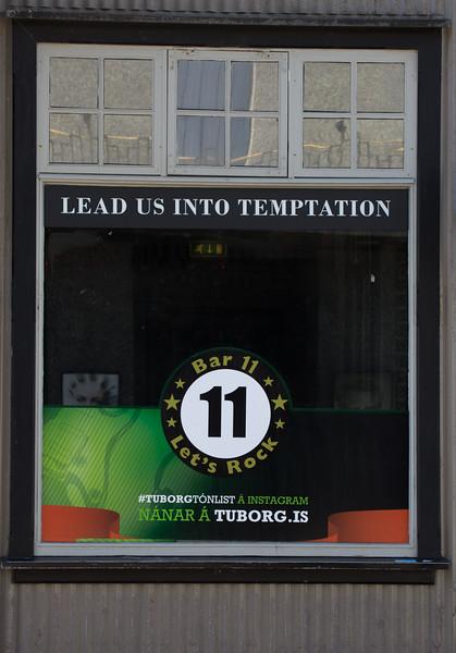 Tuborg window