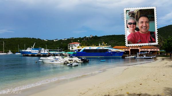 Cruz Bay - St John