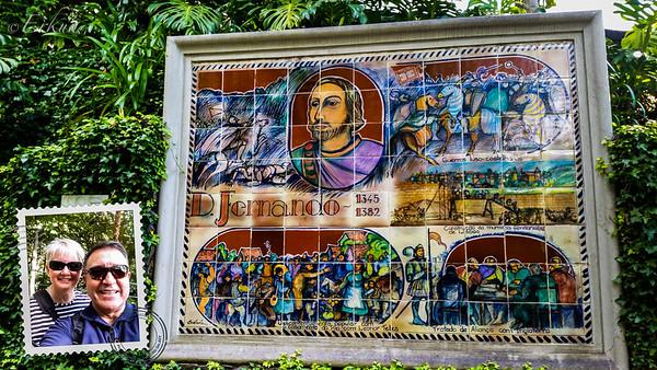 History of Portugal - Jardim Tropical Monte Palace