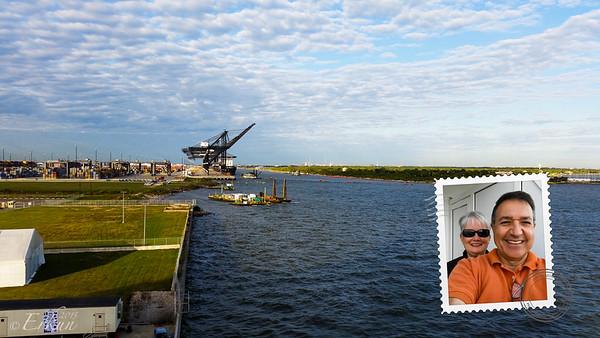 Port of Houston - Debarkation