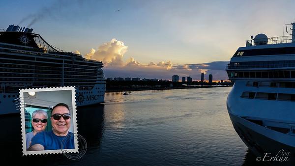 Port of Miami - Florida