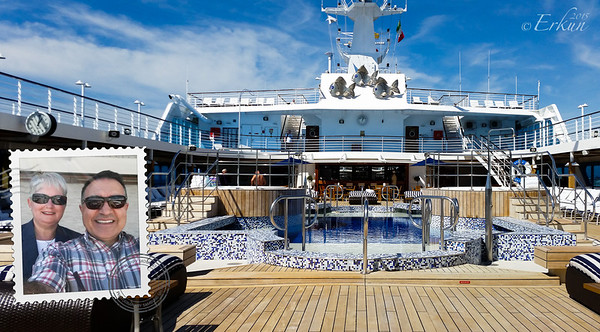Embarkation Day - Nautica Pool Deck